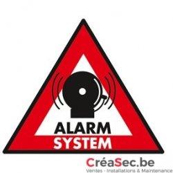 auto collant disuasif  Alarme System