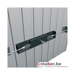 Protection maximum porte de garage - Securite pour porte de garage basculante ...