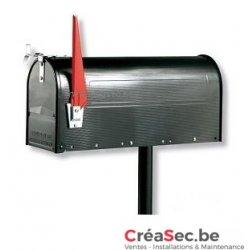 Us MailBox Burg Wachter