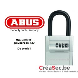 Keygarage mini Abus 737