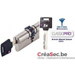 Cylindre Pro pour porte GBlock Lince