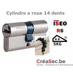 Cylindre ISEO R6