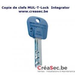 Clef Mul-T-Lock Intégrator