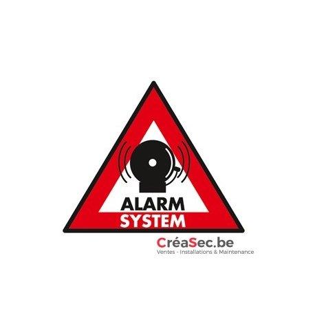 auto collant prot g par alarme 6 50. Black Bedroom Furniture Sets. Home Design Ideas