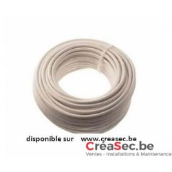 cable faradisé 8 x 0.22mm