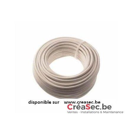cable faradisé 6 x 0,22 mm²
