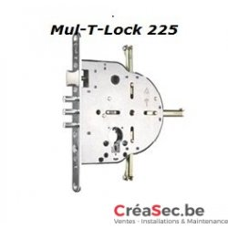 Serrure Mul-T-Lock 6 points