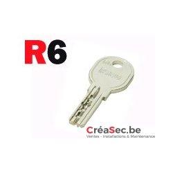 copie de clef R6 ISEO