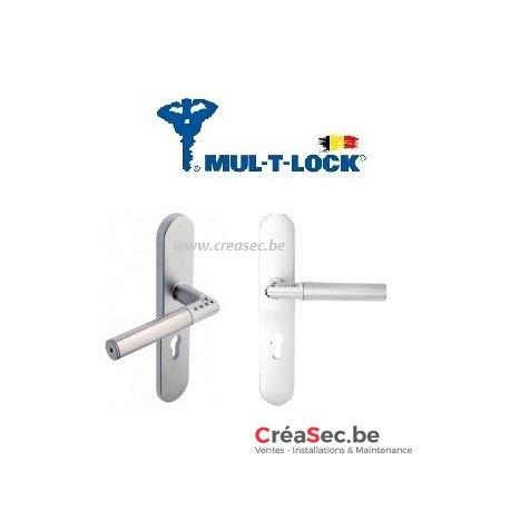 Code-it R Mul-T-Lock avec trou de cylindre