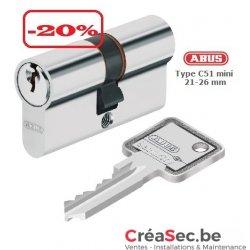 Abus C51  21-26mm