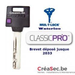 copie clé ClassicPro