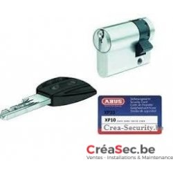 Cylindre Abus XP10  -creasec.be