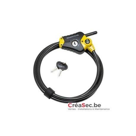 Câble antivol Master Lock Python