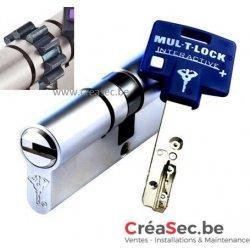 Mul-T-Lock MT5 crémaillère 10 dents