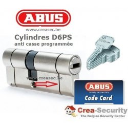 Cylindre Abus D6PS 40x50