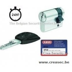 Cylindre Abus XP10 26x26 mm