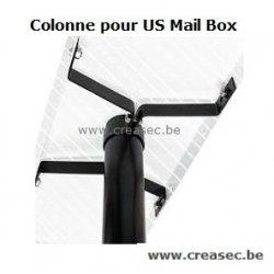 Colonne pour US Mailbox