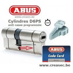 Cylindre Abus D6PS 30x30