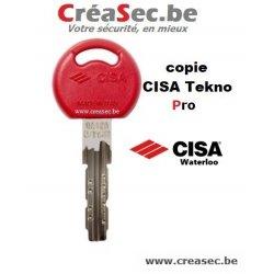 Copie de clés Cisa Tekno