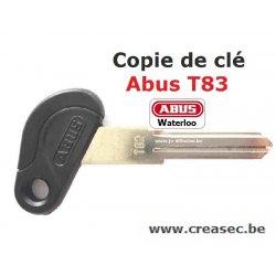 Copie de clé Abus T83