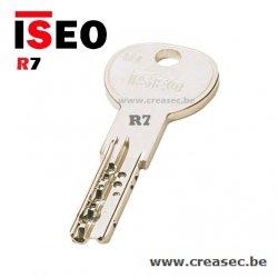 copie de clef R7 ISEO