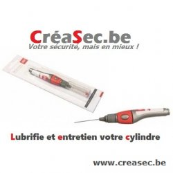 Lubrifiant cylindres Dom