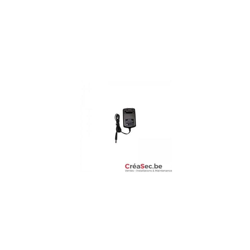 alimentation camera 1 5a 12v crea security. Black Bedroom Furniture Sets. Home Design Ideas