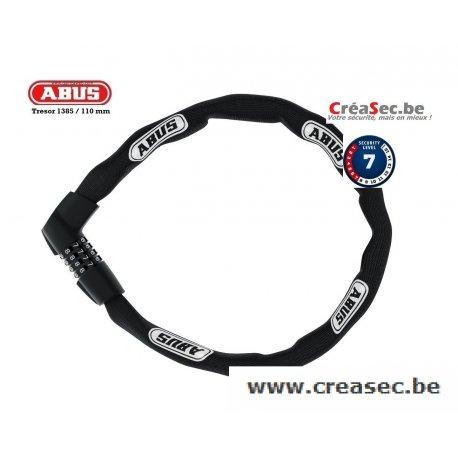 Trésor 1385/110 Black by Creasec.be