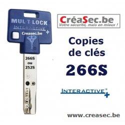 clef  Mul-T-Lock  266Z interactive