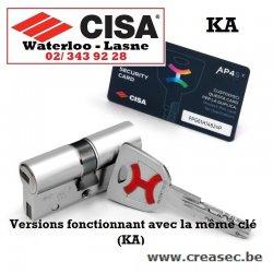 Acheter cylindre Cisa AP4S chez CREASEC.be