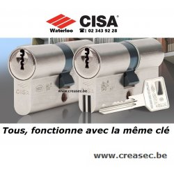 Cylindre Cisa C3000S