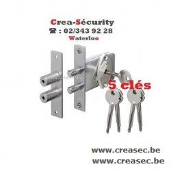 Cisa 2 points sur Creasec.be
