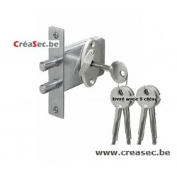 Cisa 2 points sur Creasec.be