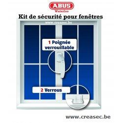 Kit de sécurité ABUS pour châssis