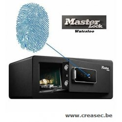 Master Lock LX110BEURHRO by CREASEC.be