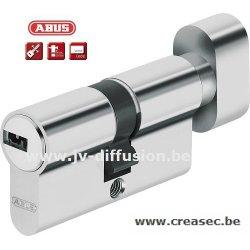 Cylindre ABus D6X à bouton sur creasec.be