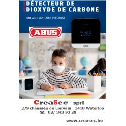 Détecteur Co ABUS WM110