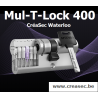 Cylindre Mul-T-Lock 400 - Débrayable