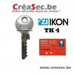 clé IKON RP50