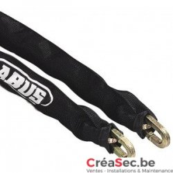 Chaine Abus série 10SK black